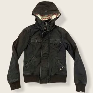 TNA (Aritzia) Black Maverick Jacket
